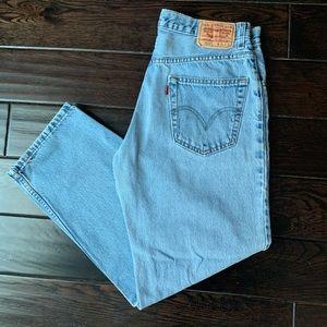 EUC LEVI'S 550 Vintage Men's Jeans Size 34 X 30